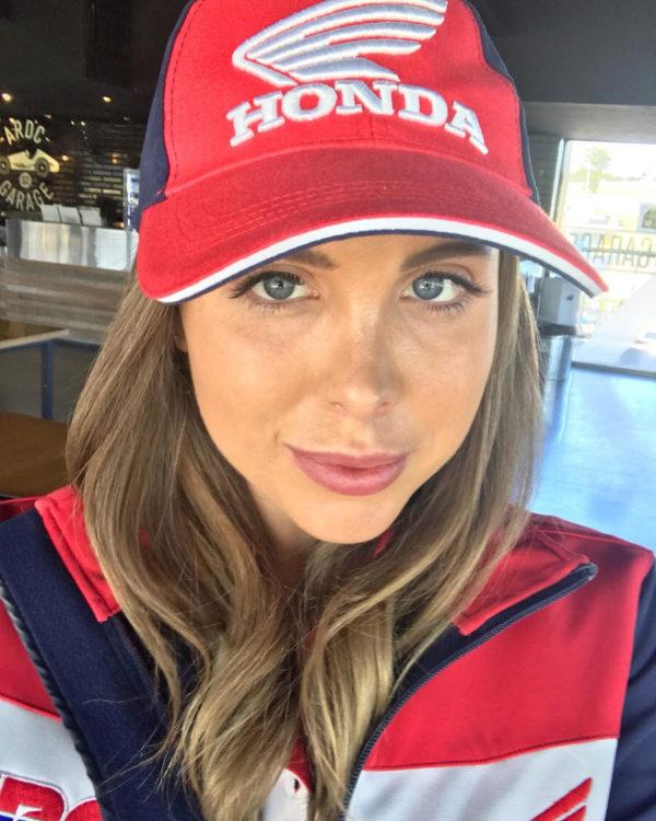 Kristy Ganter Honda AU -  DPR&CO